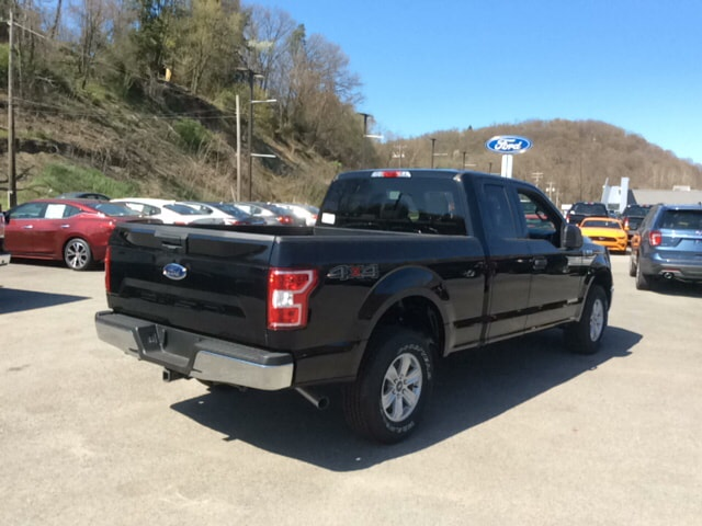 2018 F-150 Super Cab 4x4,  Pickup #5F2565 - photo 9