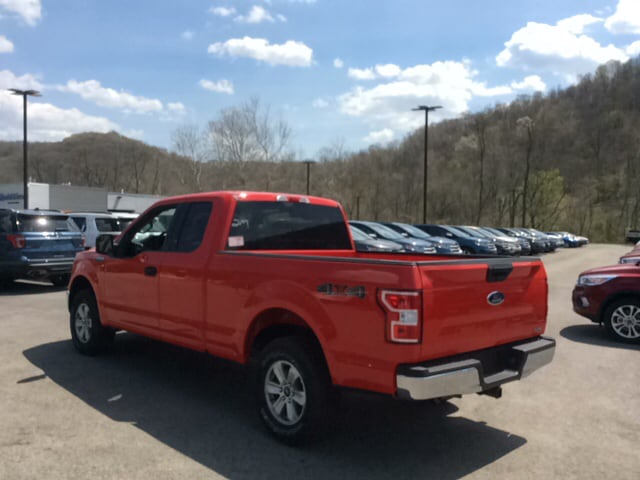 2018 F-150 Super Cab 4x4,  Pickup #5F2600 - photo 2