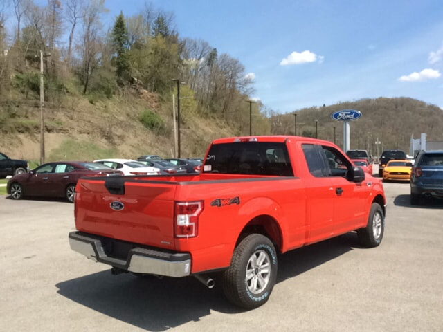 2018 F-150 Super Cab 4x4,  Pickup #5F2600 - photo 9