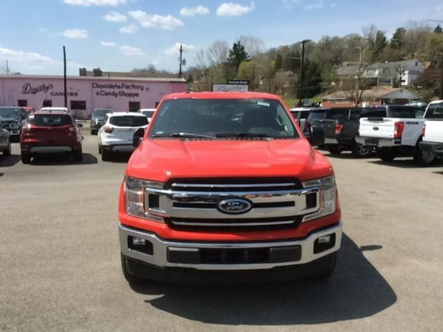 2018 F-150 Super Cab 4x4,  Pickup #5F2600 - photo 4