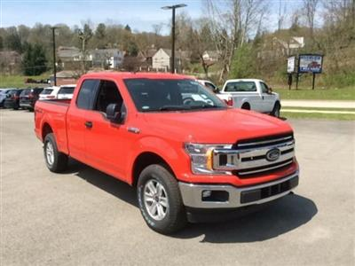 2018 F-150 Super Cab 4x4,  Pickup #5F2600 - photo 3