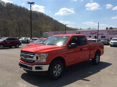 2018 F-150 Super Cab 4x4,  Pickup #5F2600 - photo 1