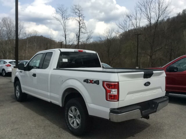 2018 F-150 Super Cab 4x4,  Pickup #5F2654 - photo 2