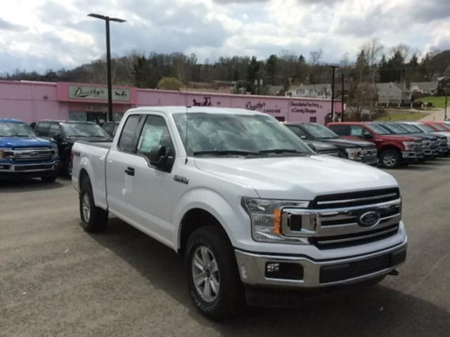 2018 F-150 Super Cab 4x4,  Pickup #5F2654 - photo 3