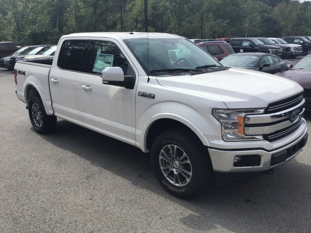 2018 F-150 SuperCrew Cab 4x4,  Pickup #5F2720 - photo 2