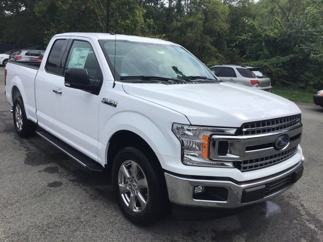 2018 F-150 Super Cab 4x2,  Pickup #5F2775 - photo 3