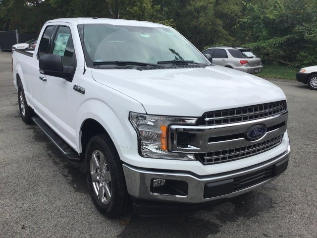 2018 F-150 Super Cab 4x2,  Pickup #5F2776 - photo 3