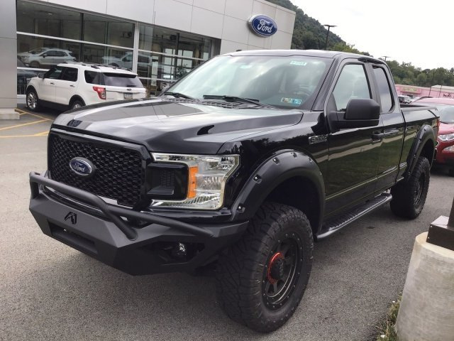 2018 F-150 Super Cab 4x4,  Pickup #5F2787 - photo 1