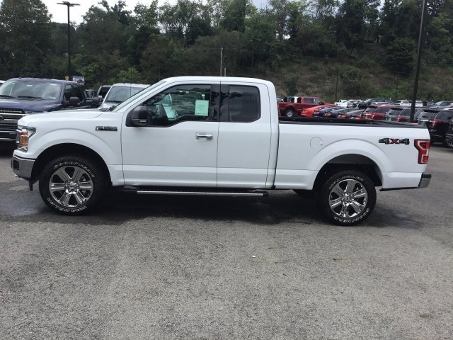 2018 F-150 Super Cab 4x4,  Pickup #5F2799 - photo 5