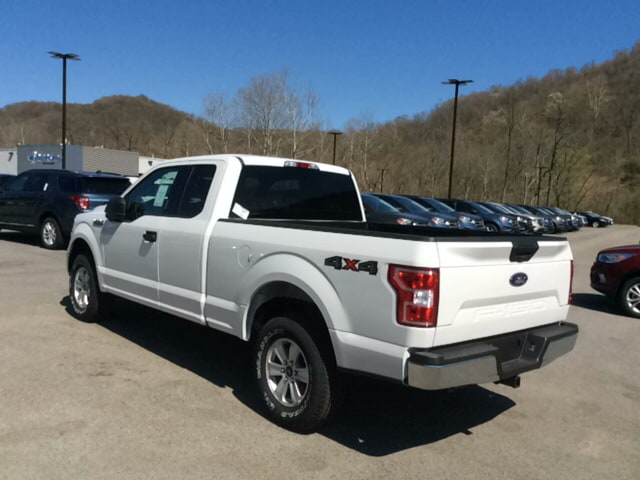 2018 F-150 Super Cab 4x4,  Pickup #5F2892 - photo 2