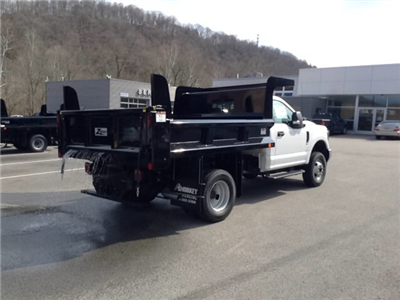 2018 F-350 Regular Cab DRW 4x4, Dump Body #5F2906 - photo 5