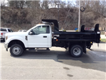 2018 F-350 Regular Cab DRW 4x4, Dump Body #5F2906 - photo 3