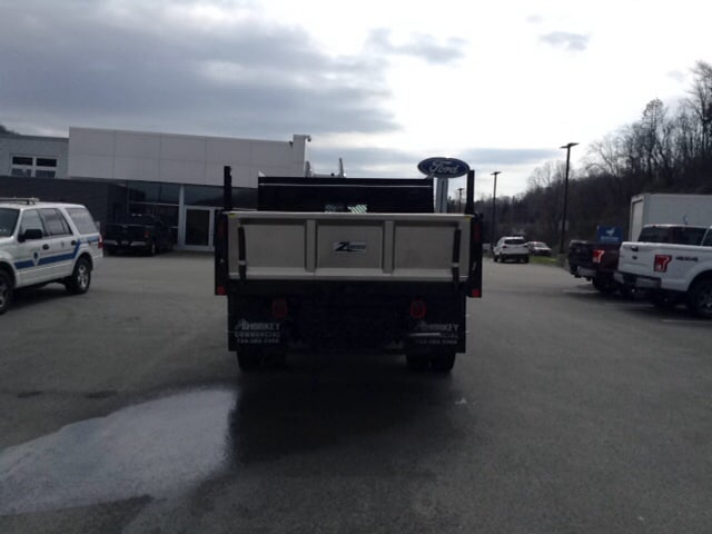 2018 F-550 Regular Cab DRW 4x4, Dump Body #5F2929 - photo 4