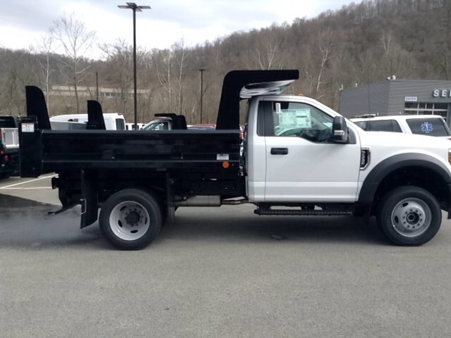 2018 F-550 Regular Cab DRW 4x4,  Dump Body #5F2929 - photo 6