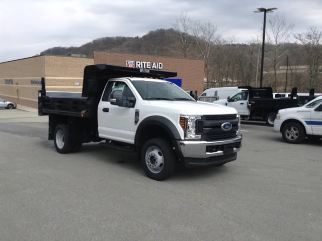 2018 F-550 Regular Cab DRW 4x4, Dump Body #5F2929 - photo 7
