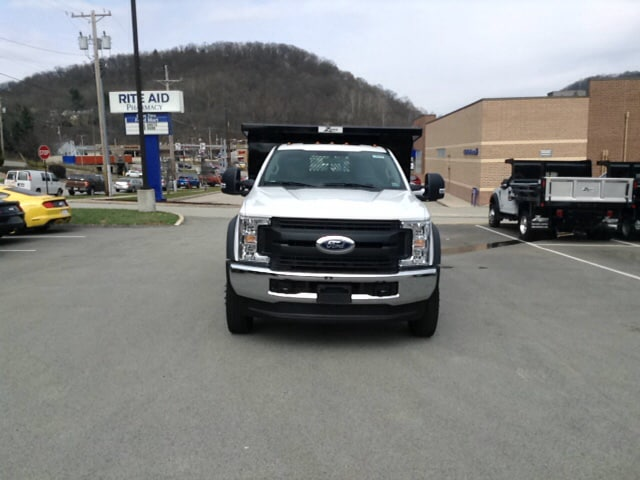 2018 F-550 Regular Cab DRW 4x4,  Dump Body #5F2929 - photo 8