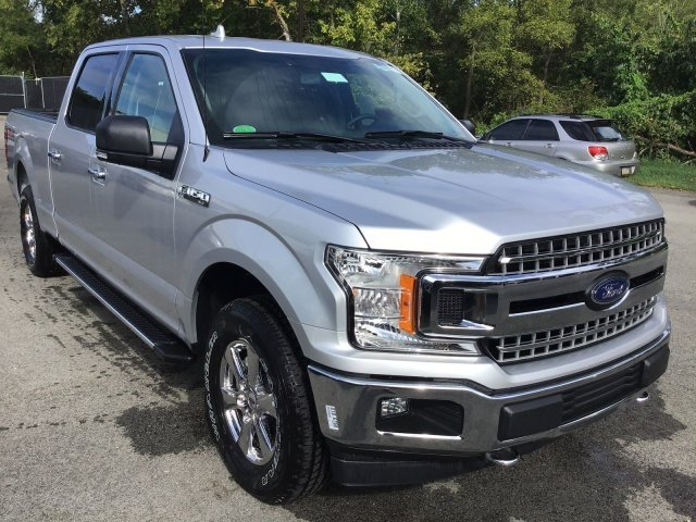 2018 F-150 SuperCrew Cab 4x4,  Pickup #5F3006 - photo 3