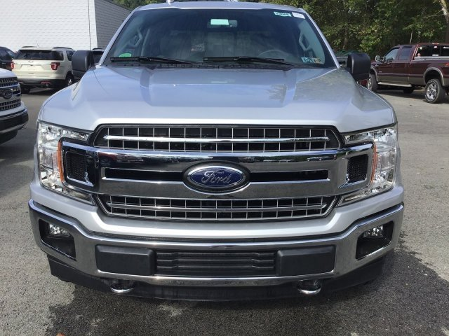 2018 F-150 SuperCrew Cab 4x4,  Pickup #5F3006 - photo 4