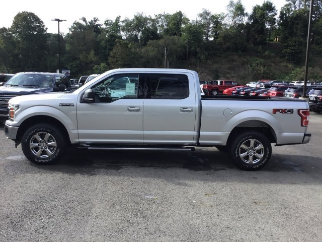 2018 F-150 SuperCrew Cab 4x4,  Pickup #5F3006 - photo 5