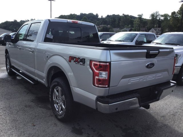 2018 F-150 SuperCrew Cab 4x4,  Pickup #5F3006 - photo 2