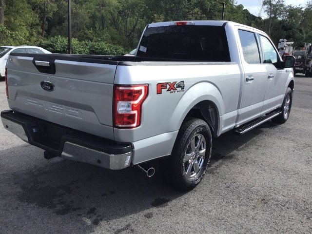 2018 F-150 SuperCrew Cab 4x4,  Pickup #5F3006 - photo 7