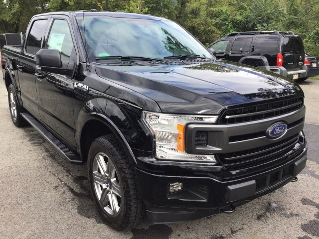 2018 F-150 SuperCrew Cab 4x4,  Pickup #5F3026 - photo 3