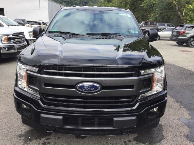 2018 F-150 SuperCrew Cab 4x4,  Pickup #5F3026 - photo 4