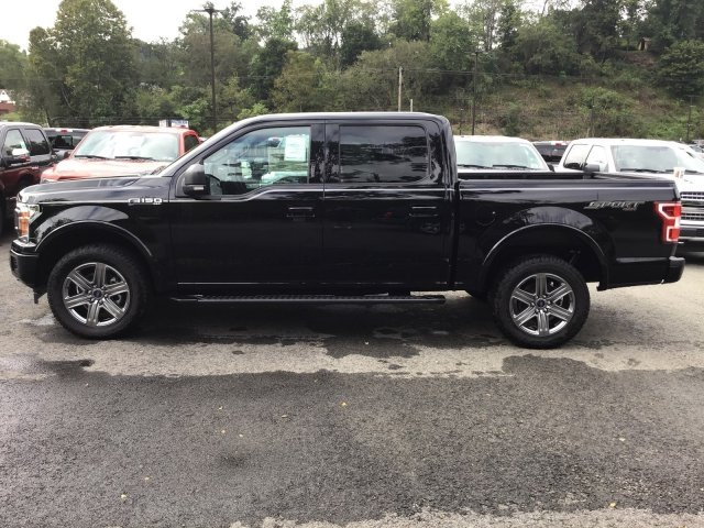 2018 F-150 SuperCrew Cab 4x4,  Pickup #5F3026 - photo 5