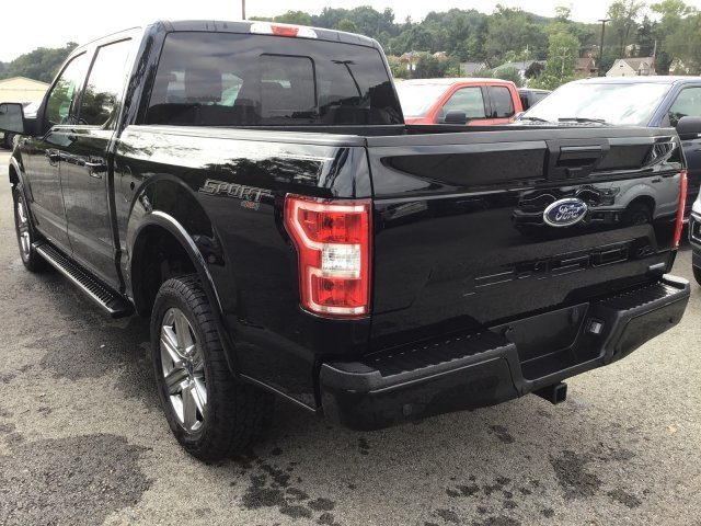 2018 F-150 SuperCrew Cab 4x4,  Pickup #5F3026 - photo 2
