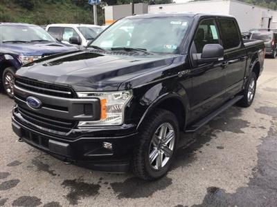 2018 F-150 SuperCrew Cab 4x4,  Pickup #5F3026 - photo 1