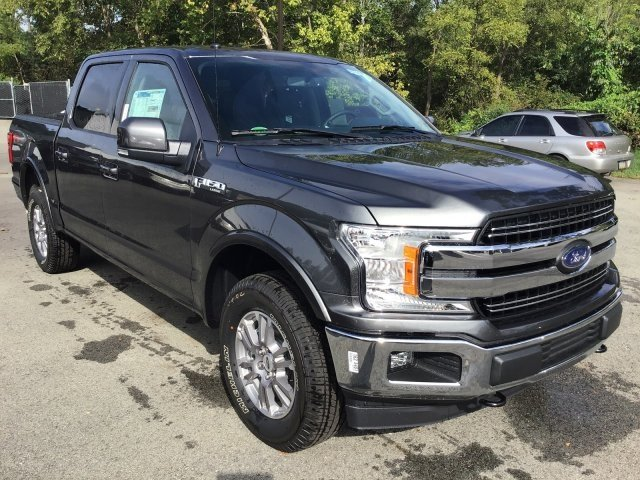 2018 F-150 SuperCrew Cab 4x4,  Pickup #5F3135 - photo 3
