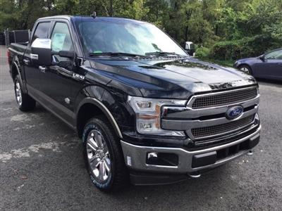 2018 F-150 SuperCrew Cab 4x4,  Pickup #5F3145 - photo 3