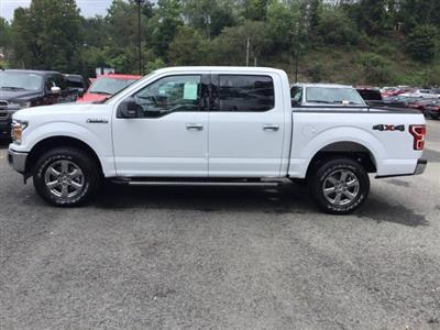 2018 F-150 SuperCrew Cab 4x4,  Pickup #5F3184 - photo 5