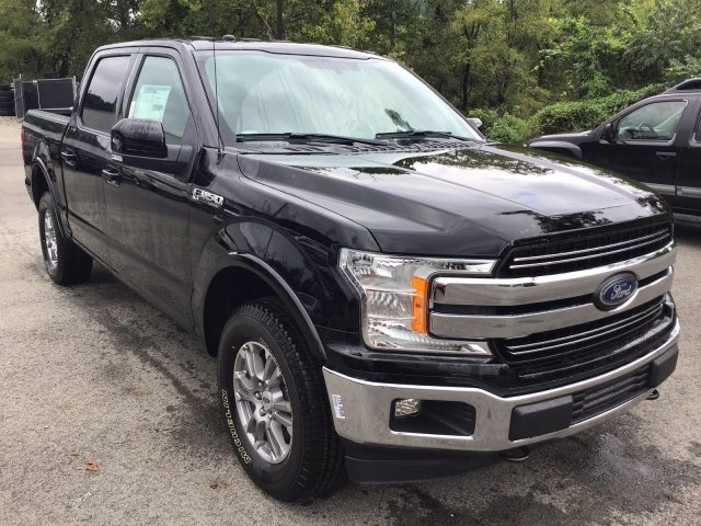 2018 F-150 SuperCrew Cab 4x4,  Pickup #5F3197 - photo 3