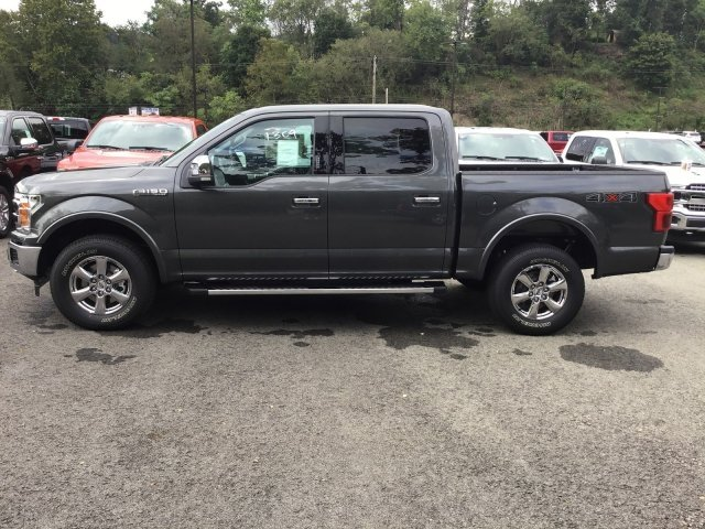 2018 F-150 SuperCrew Cab 4x4,  Pickup #5F3243 - photo 5