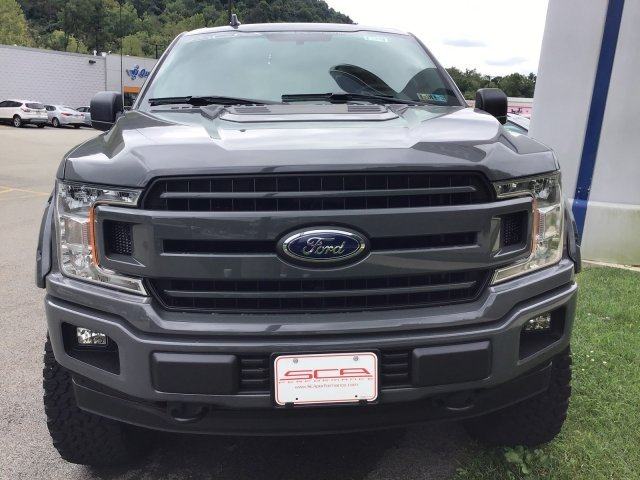 2018 F-150 SuperCrew Cab 4x4,  Pickup #5F3340 - photo 4
