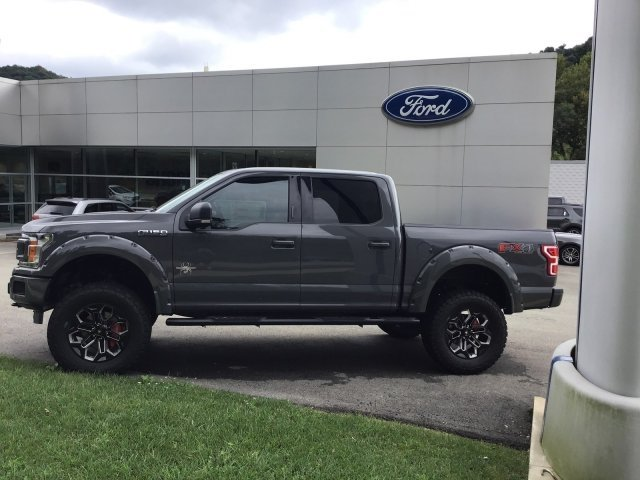 2018 F-150 SuperCrew Cab 4x4,  Pickup #5F3340 - photo 5