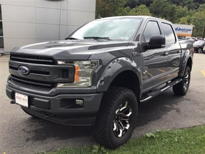 2018 F-150 SuperCrew Cab 4x4,  Pickup #5F3340 - photo 1