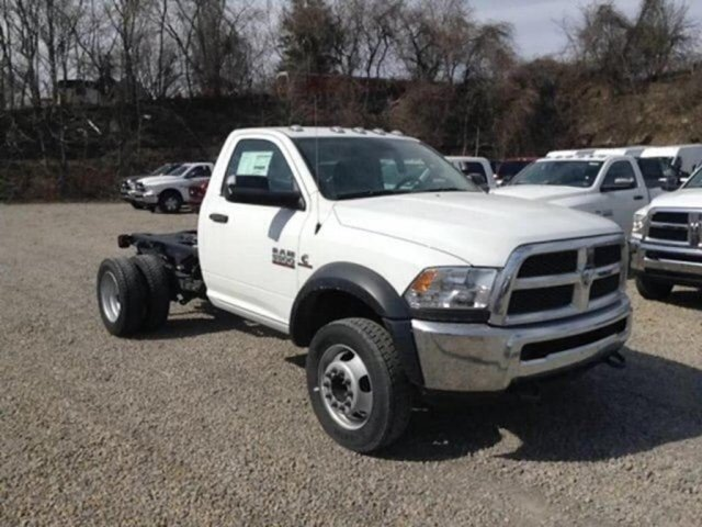 2017 Ram 5500 Regular Cab DRW 4x4,  Cab Chassis #C14548 - photo 3