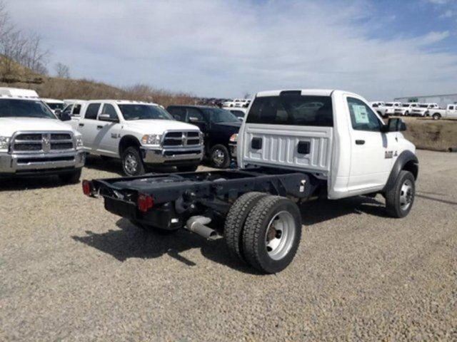 2017 Ram 5500 Regular Cab DRW 4x4,  Cab Chassis #C14548 - photo 6