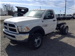 2017 Ram 5500 Regular Cab DRW 4x4,  Cab Chassis #C14548 - photo 1