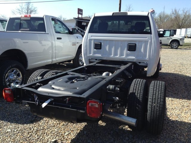 2018 Ram 3500 Regular Cab DRW 4x4,  Cab Chassis #C14945 - photo 6