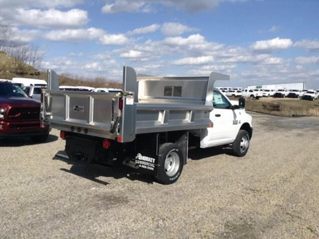 2017 Ram 3500 Regular Cab DRW 4x4,  Dump Body #C14963 - photo 5