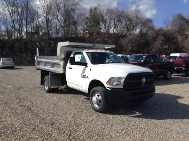 2017 Ram 3500 Regular Cab DRW 4x4,  Dump Body #C14963 - photo 7