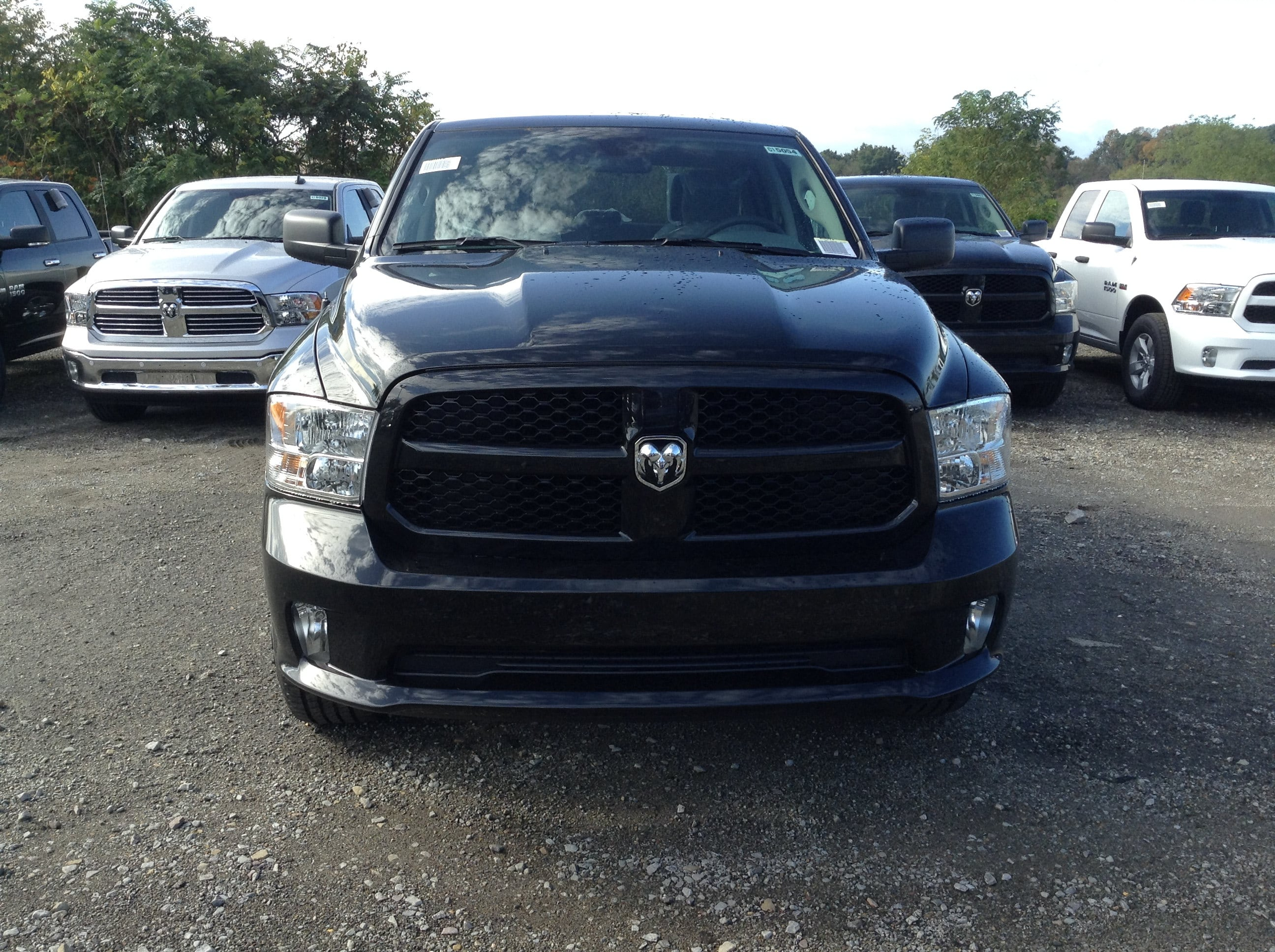 2018 Ram 1500 Crew Cab 4x4, Pickup #C15142 - photo 1