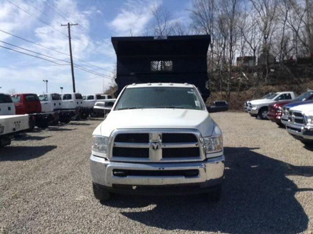 2018 Ram 3500 Regular Cab DRW 4x4, Dump Body #C15528 - photo 8