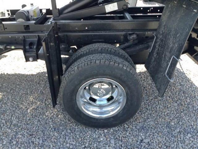 2018 Ram 3500 Regular Cab DRW 4x4, Dump Body #C15528 - photo 9