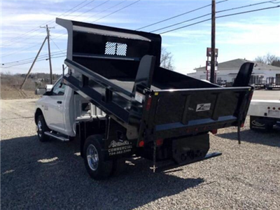 2018 Ram 3500 Regular Cab DRW 4x4, Dump Body #C15528 - photo 2
