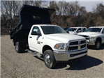 2018 Ram 3500 Regular Cab DRW 4x4, Dump Body #C15528 - photo 3