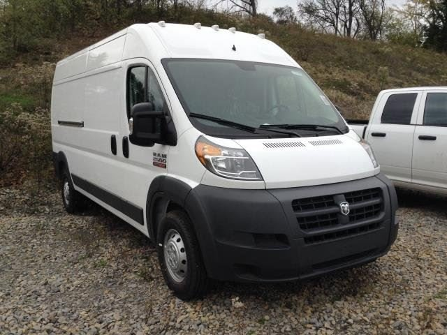 2018 ProMaster 1500 High Roof, Cargo Van #C15577 - photo 4